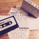 KOBRA KHAN - A RETROSPECTIVE OF SPASTIC AND FRANTIC MELODY - TAPE (2ND EDITION)