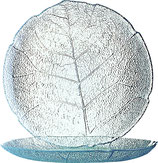 Glasteller flach 19 cm Aspen transparent