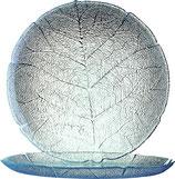 Glasteller flach 24 cm Aspen transparent