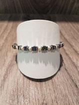 Coeur de Lion Armband 4786 Edelstahl bunt Kristalle Perlen