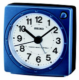 Seiko Funkwecker QHR201L Analog Funk Blau
