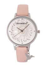 Blumenkind Armbanduhr Houston Blume ganz 04091981SWHPRO stahl/rosa