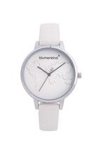Blumenkind Armbanduhr Hollywood 07031985SWHPWH stahl/weiß