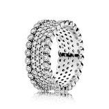 Pandora Ring 1976313CZ Funkelnde Brillanz Ringweite 60