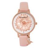 Blumenkind Armbanduhr Houston Blume ganz 04091981RWHPRO rosé/rosa
