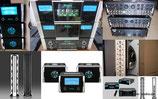 McIntosh C1000C+C1000T+C1000P/ MC2KW/ XRT2K