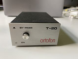 Ortofon T-20 MC-Übertrager SUT Step Up Transformer
