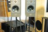 Celestion SL600 vollständig Clockwork modifiziert incl. Liedtke Metallständern