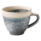 白線いぶしマグカップ