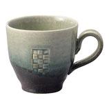 モザイクマグカップ