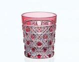 八角籠目 紋 冷酒杯