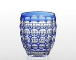 ロックグラス(紫陽花)