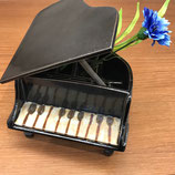 花と楽器のシンフォニー 花器 ピアノ