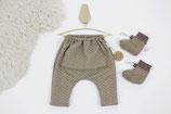 tick-tock Baby Stepp-Sweat Jogger, Stiefel  Set