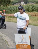 Segway-Tour Buchen Rundfahrt
