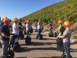 Segway-Tour Miltenberg Weinerlebnisführung