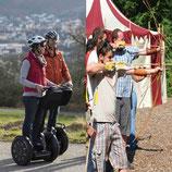 Segway-Tour & Bogenschießen