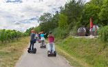 Segway-Tour Weinerlebnisführung Bad Mergentheim