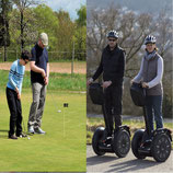 Segway-Tour & Golf