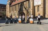 Segway-Tour Heilbronn Neckar