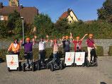 Segway-Tour Ludwigsburg