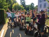 Segway-Tour Heilbronn 3-Türme