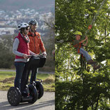 Segway-Tour Baumklettern Bad Mergentheim Wildpark