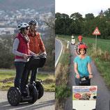Incentive Halbtagesausflug Segway-Tour & Kloster-Führung