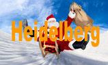 CityEscape Weihnachtsspezial-Tour Heidelberg