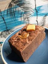 Gluten Free Caramel Fudge Brownie
