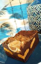 Cafe Latte Brownie