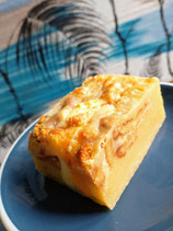 Passion Fruit Cheesecake Blondie