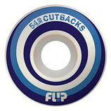 Flip cutback blue 54mm - 99a