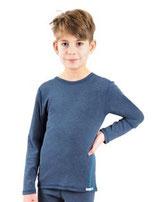 Strahlenschutz Unterwäsche Jungen Langarmshirt