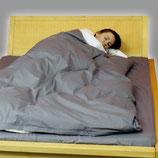 Abschirmende Bettwäsche