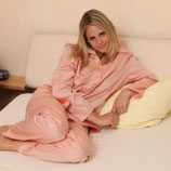Strahlenschutz-Pyjama Damen