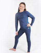 Strahlenschutz Unterwäsche Mädchen Langarmshirt