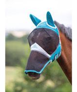 Fliegenschutzmaske Fine Mesh mit Nasenteil von Shires