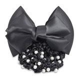 Haarnetz Masche mit Perlen von SD Design