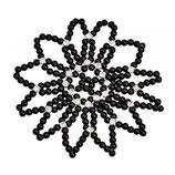 Haarnetz mit Perlen von SD Design