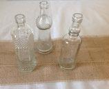 Vase / Vintage 3 verschiedene Sorten