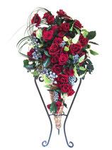 プリザスタンド花