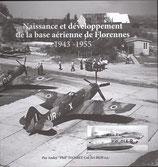 Base de Florennes: 1943 - 1955