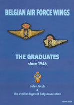 Belgian Air Force Wings - The Graduates since 1946