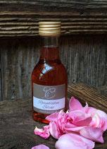 Rosenblüten Sirup