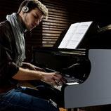 PianoDisc Silentsystem, QuietTime ProRecord, für Flügel