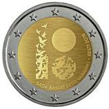 Estland 2€ Gedenkmünze 2018 - 100 Jahre Republik