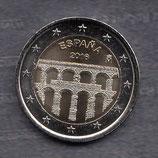 Spanien 2€ Gedenkmünze 2016 - Äquadukt