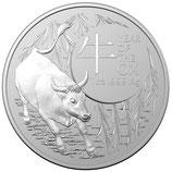 Australien - Lunar Jahr des Ochsen 2021 RAM