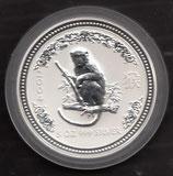 Australien - Lunar I 5 Unzen Affe
